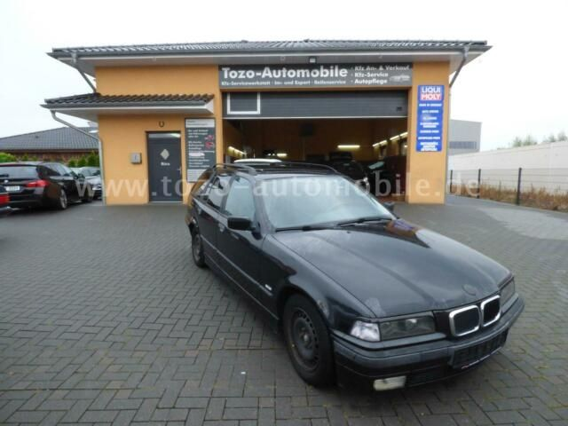 BMW Baureihe 3 touring 316i-S-DACH-SHZ-KLIMA-AHK-