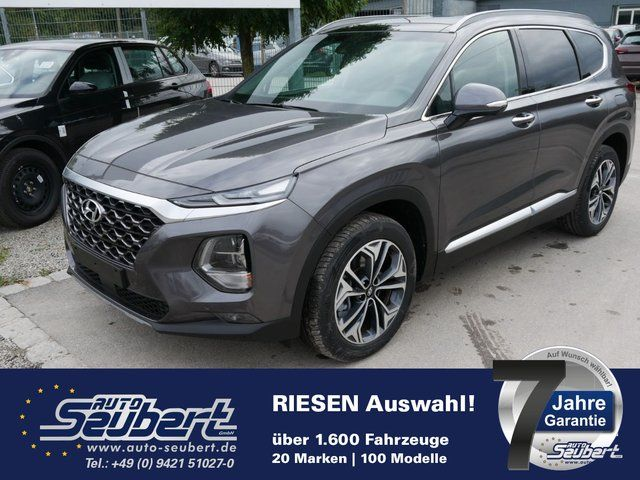 HYUNDAI Santa Fe 2.2 CRDI DPF 4WD PREMIUM - AUTOMATIC - LEDER - PANORAMA-SD - NAVI - HEAD-UP DISPLAY