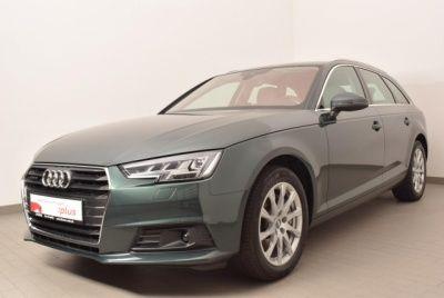 Audi A4 Avant 2,0TDI quattro S tronic AHK, Navi,