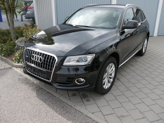 Audi Q5 3.0 TDI DPF - QUATTRO - S-TRONIC - AHK - LEDER - PARKTRONIC - SHZG - LM-FELGEN 18 ZOLL
