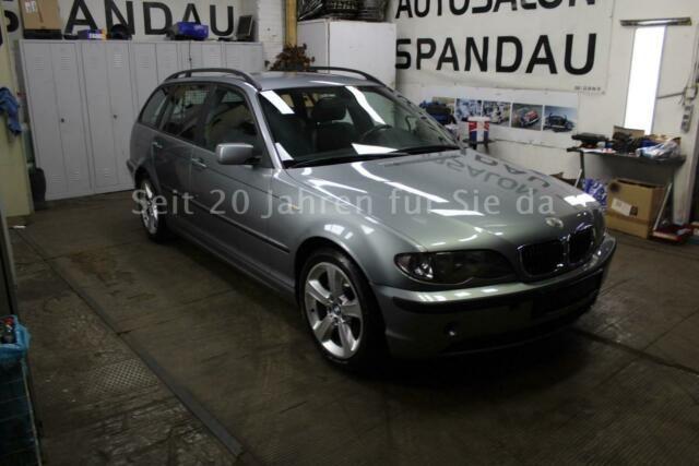 BMW Baureihe 3 touring 318i Edition Lifestyle
