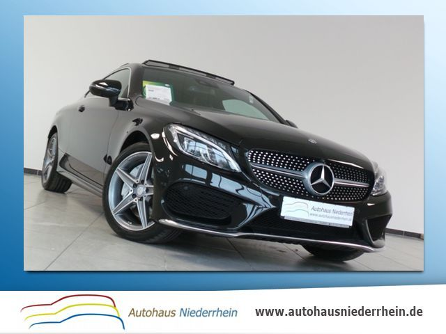 Mercedes-Benz C 400 4M AMG-LINE 360KAM-PANO-ILS-AMBIE-STHZ-COM