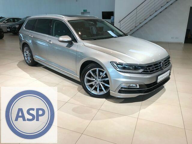 Volkswagen Passat Variant 2.0 TDI R-Line Highline LED STAU LANE ASS GLA