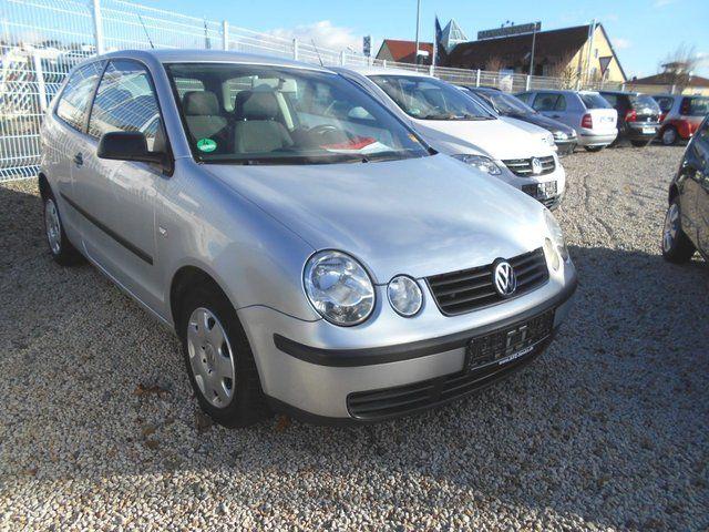 VW Polo IV ,Klima, el.Fh. ZV.!