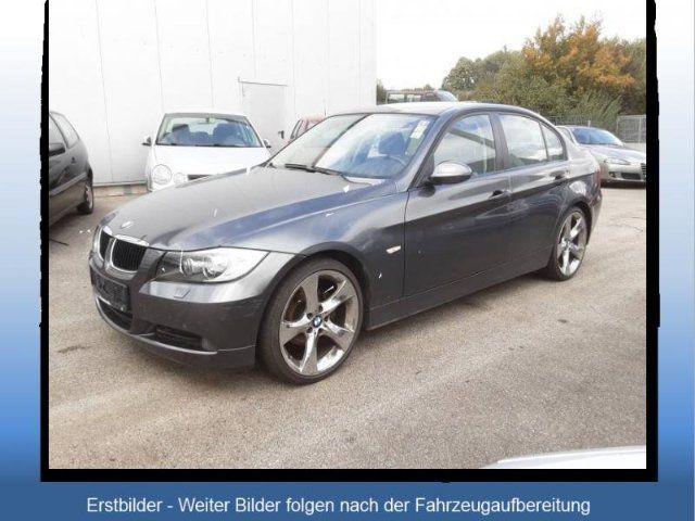 BMW 320 d Limousine Navi PDC Sitzheizung Klimaautom