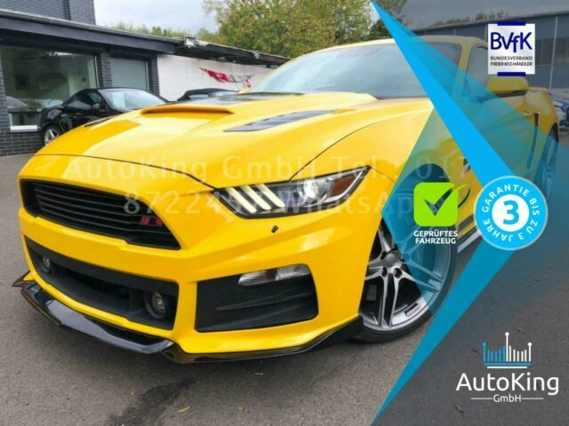 FORD Mustang GT ROUSH STAGE 2 5,0 V8 MAN.| XENON
