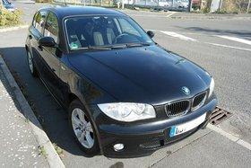 TOP BMW 116i, wenig KM, Bj. 2006