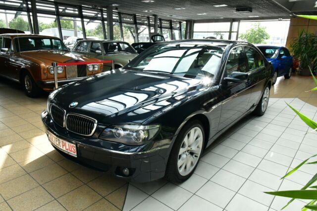 BMW 730d Individual-Softclose-Navi-Schiebedach