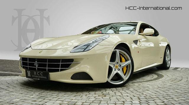 Ferrari FF Carbon| Sitzklima| Navi| Kamera| Lift