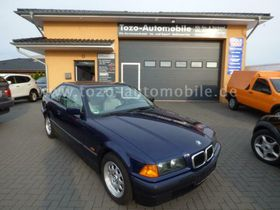 BMW Baureihe 3 Coupe 320i-KLIMA-LEDER-SHZ-1-HAND-