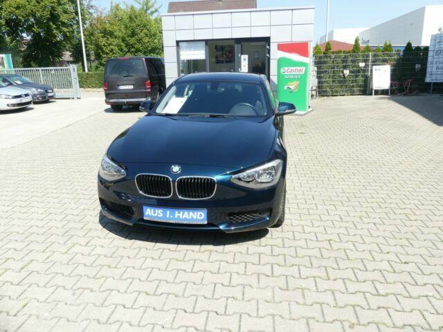 BMW 118 i Lim. 5-trg.  4-Türig 1.Hand