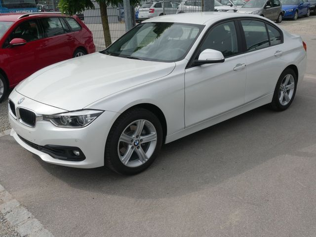 BMW 318d DPF ADVANTAGE - STEPTRONIC - BUSINESS-PAKET - LED - NAVI - PDC - SHZG - TEMPOMAT - 17 ZOLL