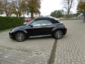 VW Beetle New 1.2 Cabrio Allstar BMT TSI Klima Navi
