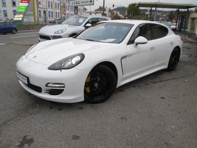 Used Porsche Panamera 4.8 S