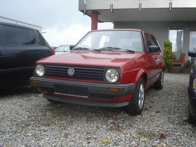 VW Golf II GL 1,6 Automatik