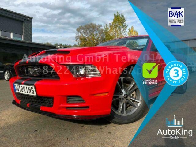FORD Mustang 3.7 V6 Cabrio XENON  Leder Klima BT