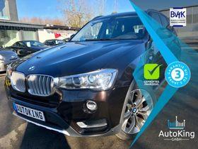 BMW Baureihe X3 xDrive28i X-Line  HUD NAVI PDC SHZ 