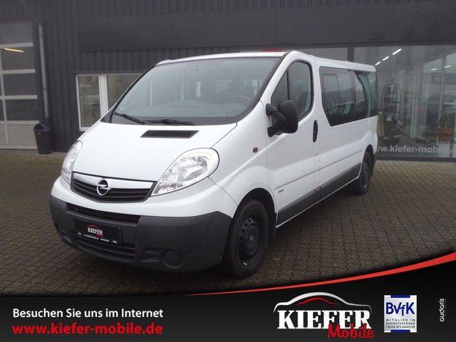 Opel Vivaro 2,0 CDTI L2H1 2,9to. Combi | Kombi | 9-Sitzer | Standheizung | AHK |