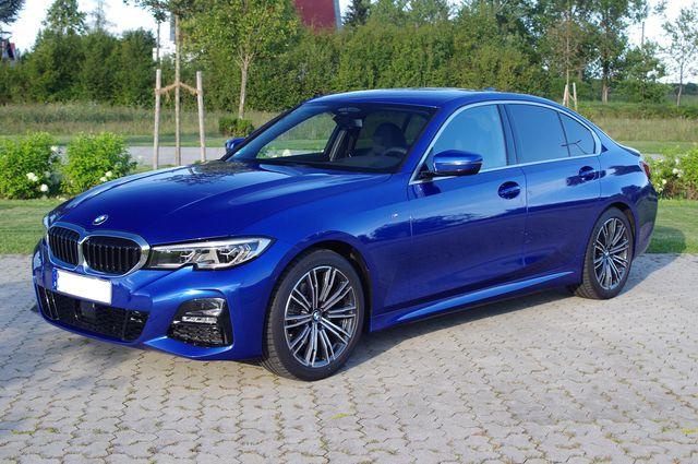 BMW 320 d M Sport Head-Up HK HiFi DAB WLAN