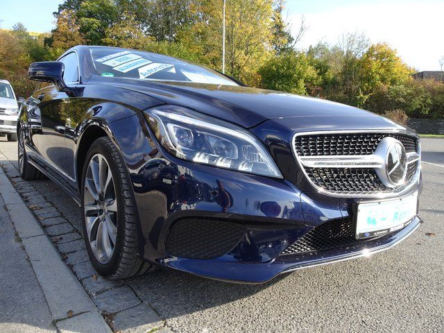 MERCEDES-BENZ CLS 250 Shooting Brake d 4-Matic Standheiz. Navi