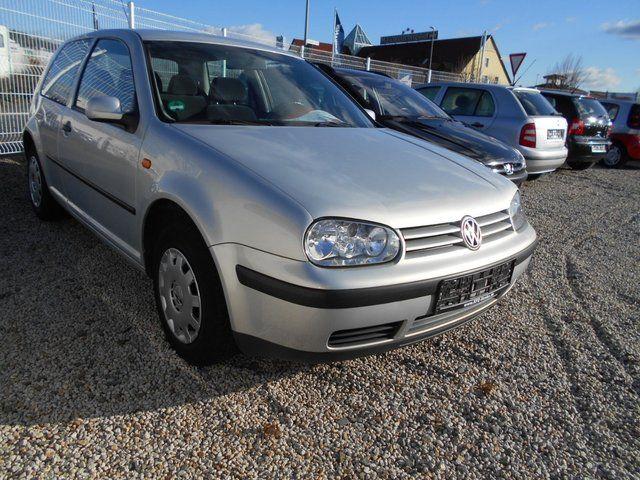 VW Golf IV Lim. Basis