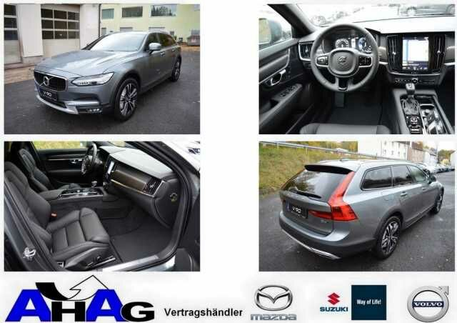 VOLVO V90 Cross Country D4 AWD Geartronic -6 Pakete- -6 Pakete-