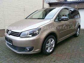 VW Touran 1.4 TSI Match Climatronic AHK