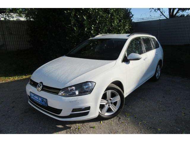 VW Golf Variant Comfortline TGI CNG Erdgas BMT Bluetooth SHZ EU 6