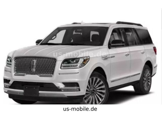LINCOLN NAVIGATOR =2020= BLACK LABEL USD 109.500 T1 EXPO