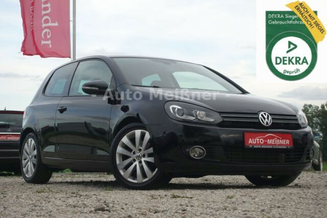 VW Golf VI Team Automatik - Xenon - PDC - Sitzheiz.