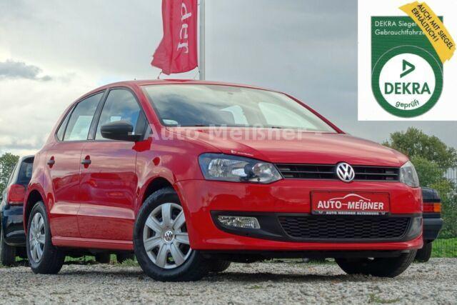 VW Polo V Trendline - Klima - Service & TÜV - AHK -