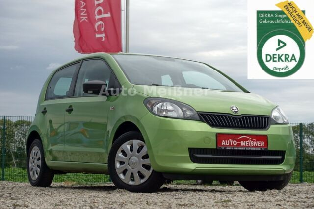 SKODA Citigo Active Plus -komp. tech. Check & Service-