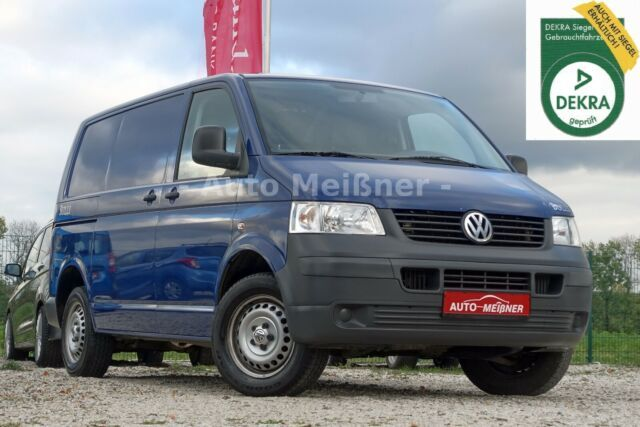 VW T5 Kasten-Kombi Bulli - Klima - AHK - TÜV neu -
