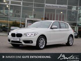 BMW 120i AUT-NAVI-5 TÜRIG-EURO6-WENIG KM-DEUT.FZG