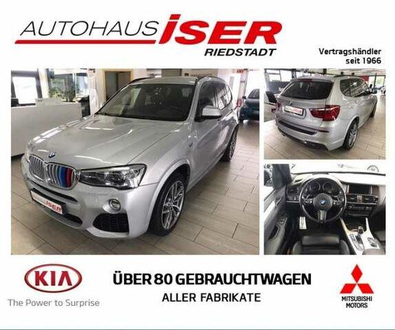 BMW X3 M xDrive30d Sport-Aut. M Sport