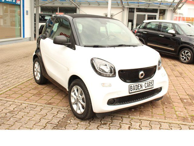SMART ForTwo coupe Passion 90ps