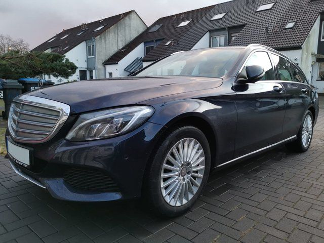 MERCEDES-BENZ C 350 T e EXCLUSIVE Plug-in Hybrid Comand LED