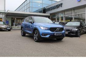 VOLVO XC40 D3-R-Design-2WD-AHK-Panoramadach-Navi-19Zol