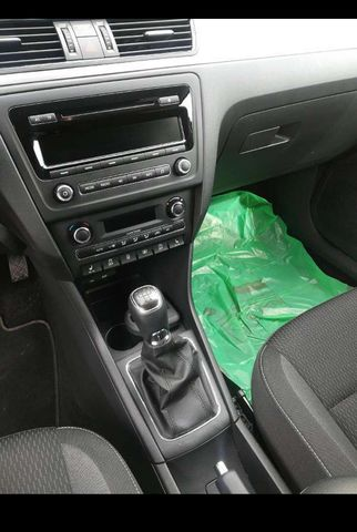 Skoda Rapid Spaceback Ambition TSI Green rec
