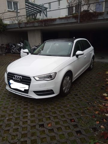 Audi A3 1.4 Sportback S-Tronic