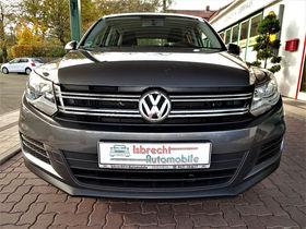 VW TIGUAN TREND & FUN BMT 2.0 TDI SHZG PDC AHK EUR6