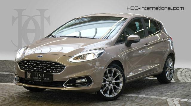 Ford Fiesta 1.0 Ecoboost Vignale  Navi Ford Garantie