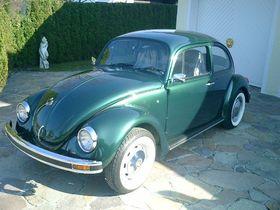 VW Käfer LAST EDITION ---200KM---