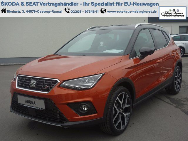 SEAT Arona 1.0 TSI DSG FR Navi DAB+ BeatsAudio Navi
