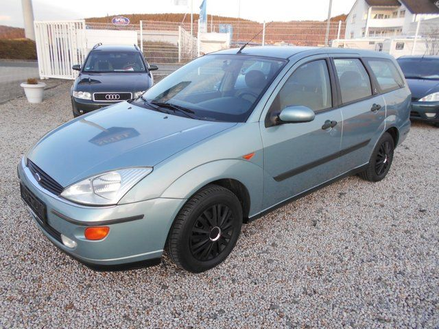 FORD Focus Turnier Ghia