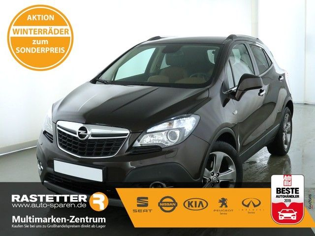 Opel Mokka 1.4 Turbo Innovation Bi-Xenon SHZ PDC Teilled Klimaaut eSitz Temp Nebel