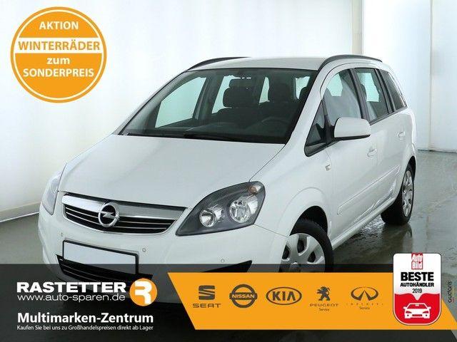 Opel Zafira 1.8 Family 7S SHZ PDC Klima Temp MFL eFH eASP ZV Reling