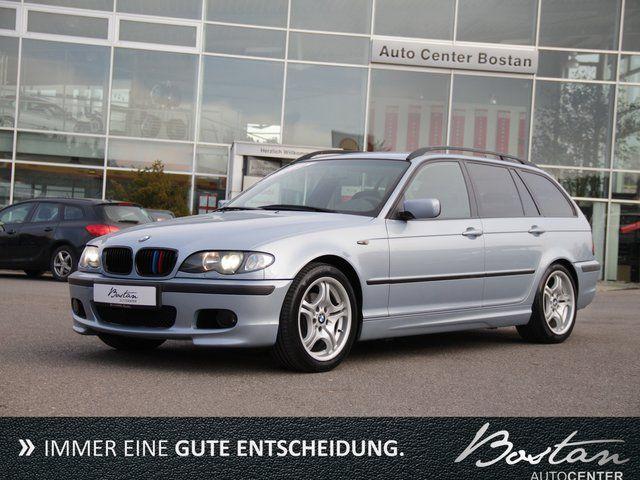 BMW 318i (E46) TOURING-M PAKET-EDITION 33-SCHECKHFT