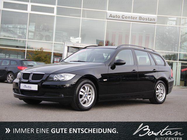 BMW 318i (E90) TOURING-KLIMA-NAVI-SCHECKHEFT-1.HAND