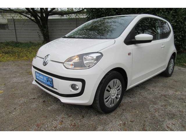 VW up! move up! eco Erdgas CNG BMT Klima EURO 6 SHZ